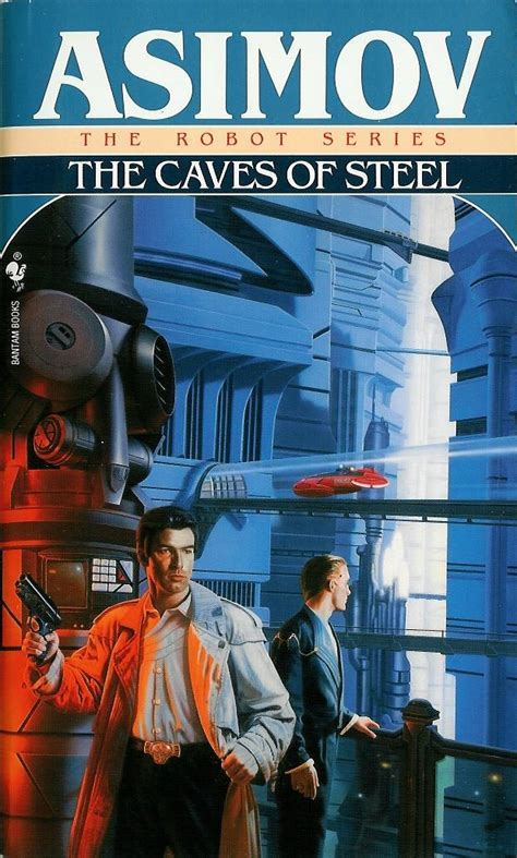 0008277761 the caves of steel book review the caves of steel sci fi fantasy lit chick
