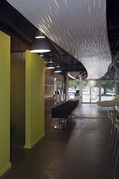 Interior Design Stylist by Propaganda Hair Salon Design By Clark Architecture