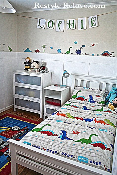 bed for 4 year old little boys bedroom organized kids pinterest paint