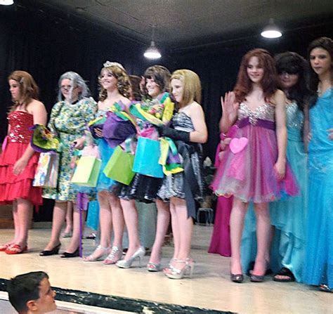womanless pageants femulate male pageant queens and princesses