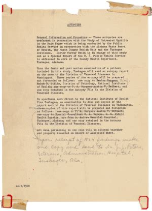 Tuskegee Experiment Essay by Altruistic World Library View Topic Tuskegee Syphilis Experiment By