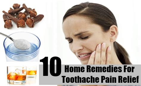 top 10 home remedies for toothache