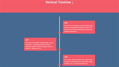javascript vertical layout 58 css timelines