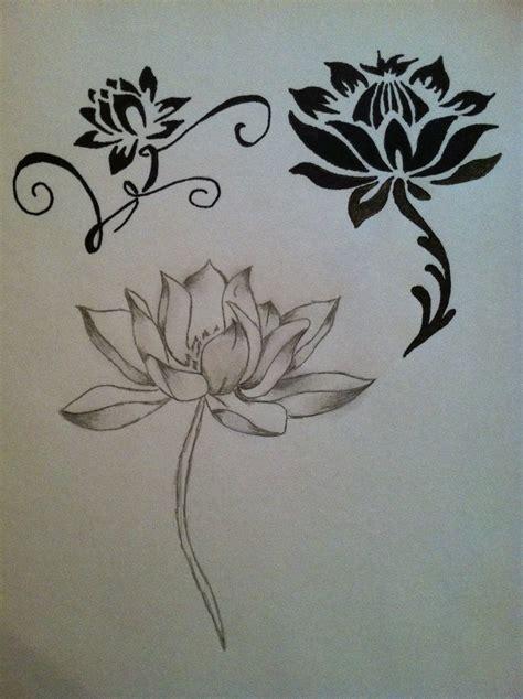 lotus flower tattoos by jackiecipps1210 on deviantart
