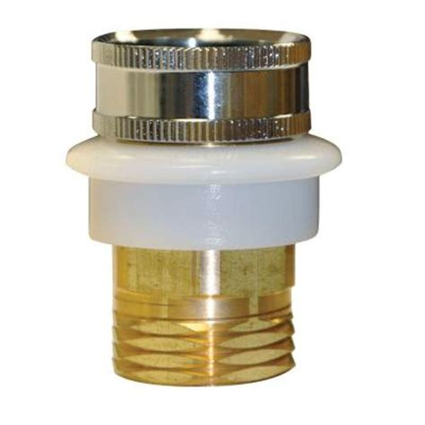 Garden Hose Connect Home Depot Danco Connect Hose Adapter 9d00010518 The Home Depot