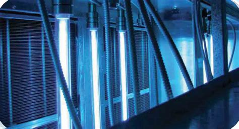 uv lights in air handling units ultraviolet air disinfection in hvac systems