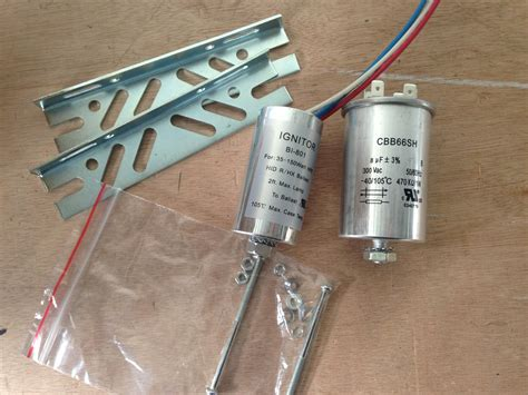 capacitor ballast resistor what s a high pressure sodium ballast kit ballast kits include hid ballast ignitor and capacitor