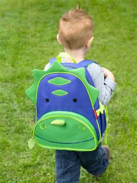Skip Hop Zoo Pack Backpack Dino 2 new to the zoo skip hop dinosaur and hippo