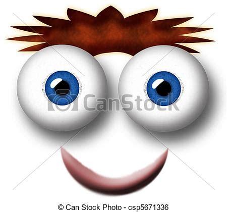 ojos salidos stock de ilustracion de ojos gr 225 fico abultado