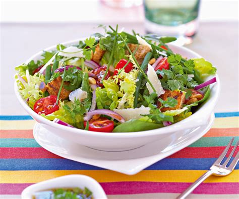 cuisiner la salade verte easy recipe green salad with cherry tomatoes