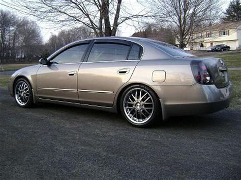 2003 nissan altima custom car to ride autos post