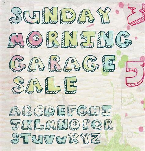 Garage Font by 20 Gratis Handgeschreven Fonts Drukwerkdeal Nl