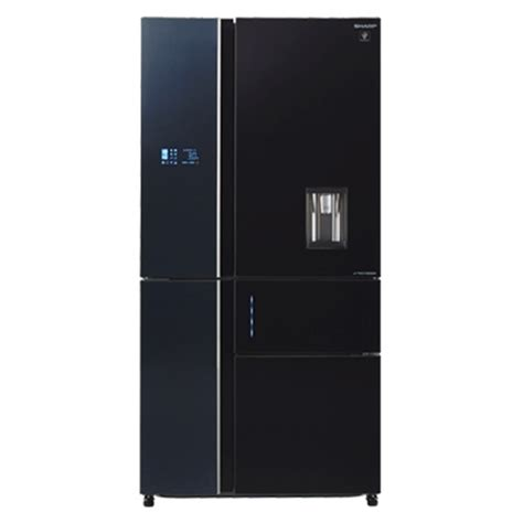 Water Dispenser Merk Sharp sharp 825 liter door 5 door refrigerator with water dispenser best