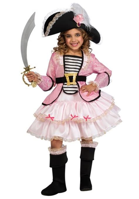 Dress Pink 14418 pirate princess costume