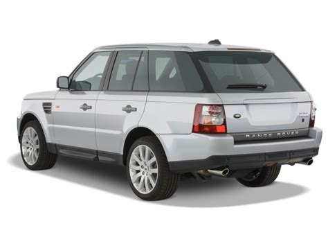 land rover range rover 2008 2008 land rover range rover sport pictures photos gallery