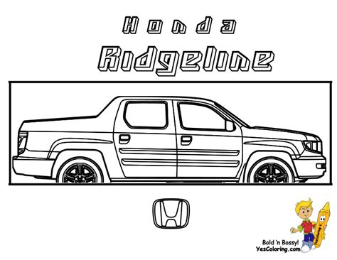 coloring pages gmc truck gmc truck colouring pages