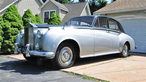 exclusive 1961 rolls royce silver cloud ii