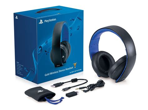 Headset Ps4 Ps4 Gold Wireless Headset Will Work With Xbox One Via Chat
