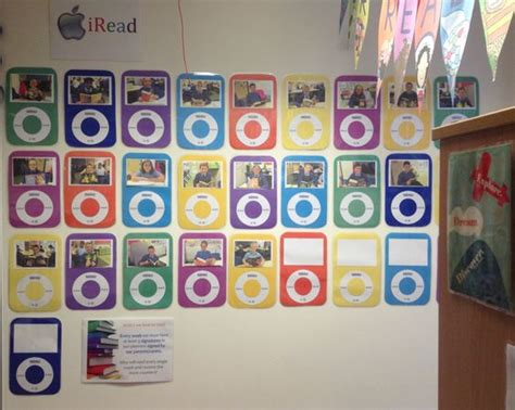 literacy themes ks2 iread visual reading display in year 6 the more they
