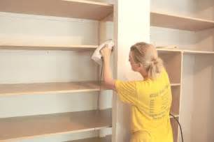 How To Build Garage Storage System by Easy Diy Wall To Wall Closet