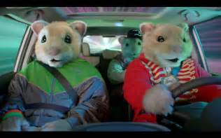 Hamster Kia Kia Soul Axwell Ad Interior Hamsters Photo 3