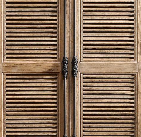Shutter Cabinet Doors Shutter Cabinet Doors My Style