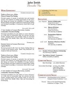 resume exles 47 resume templates article