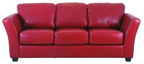decorating   red leather couch  leather sofa