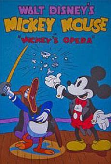 film walt disney gratuit walt disney s mickey mouse mickey s grand opera 1936