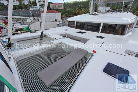 catamaran charter puerto rico azulia ii crewed catamaran charter puerto rico