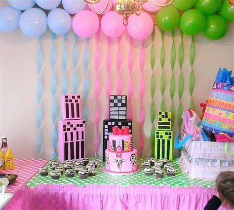 themes for a girl birthday party powerpuff girls party 3rd birthday party my daughters