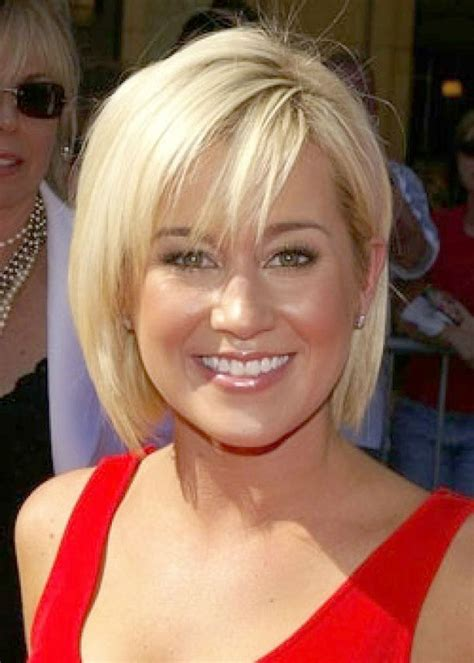 Short Hairstyles Thick Hair Different Face Shapes Ideas