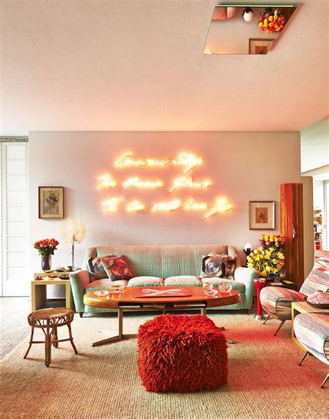 spotlights for home decor daring home decor neon lights for every room