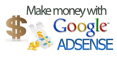 Make Money Online Google - make money online with google adsense