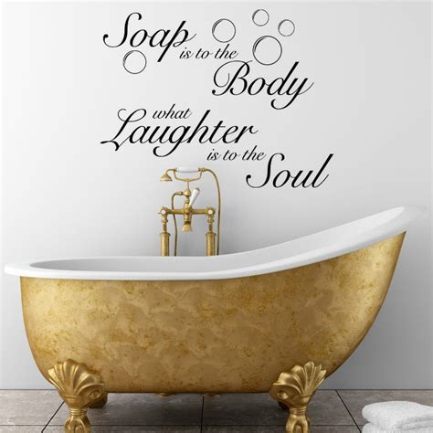 bathroom singer quotes 10 inspirational bathroom quotes to display soakology