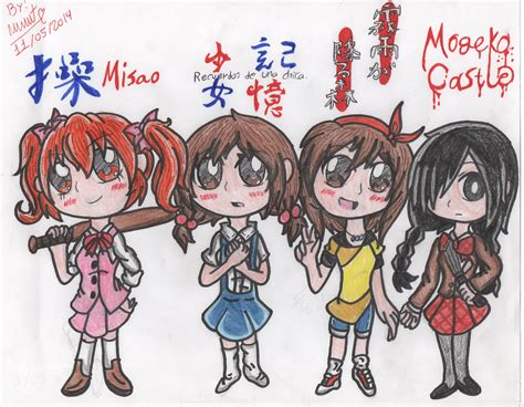 chibi girls horror an rpg horror games chibi girls 2 by monsethehedgehog on