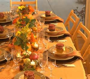 Thanksgiving Table Decorations » Ideas Home Design