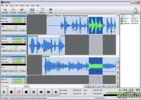 free video editing mixing software full version multitrack music recording software free