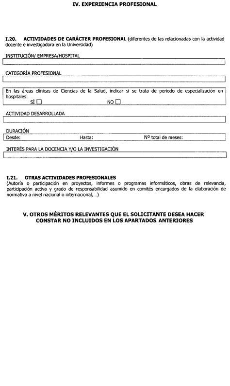 Formularios Curriculum Vitae Modelo Para Completar Anexo Iii Modelo De Curriculum Vitae Europeo Modelo De Curriculum Vitae