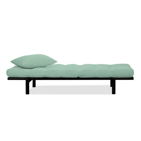 futon karup pace sofa bed black by karup lovethesign
