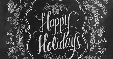 happy holidays sign holiday decor holiday chalkboard art chalkboard decor rustic