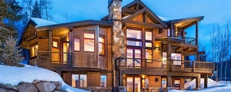 modern mountain cabin  amazing views  hq pictures