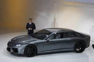 4 Door Lamborghini Estoque Lambo Estoque Four Door Back On Again
