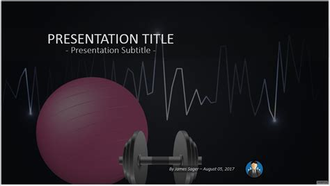Ppt Templates Free Download Exercise | free fitness powerpoint 53080 sagefox powerpoint templates