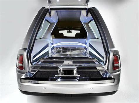 Rolls Royce Phantom Hearse B12 Expensive Funeral Car