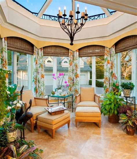Sun Porch Ideas 35 Beautiful Sunroom Design Ideas