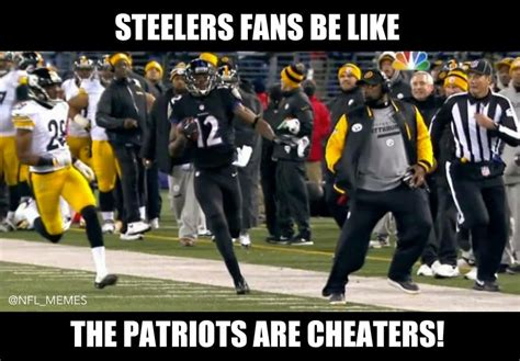 Steelers Fans Memes - truth hurts sorry steelers fans your team has cheated