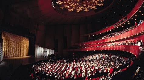kennedy center opera house artsedge a field guide to theaters