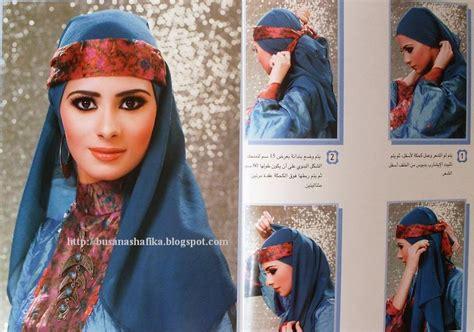 tutorial hijab pesta ala marshanda cara memakai jilbab pesta cantik dan anggun ala marshanda