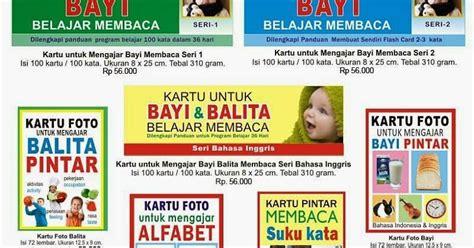 Flash Card Abjad Angka Warna Bentuk Balita gshop peralatan terapi mainan edukatif flash card bayi pintar